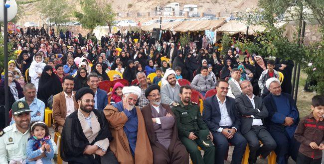 برگزاری جشن عفاف و حجاب در فیروزکوه