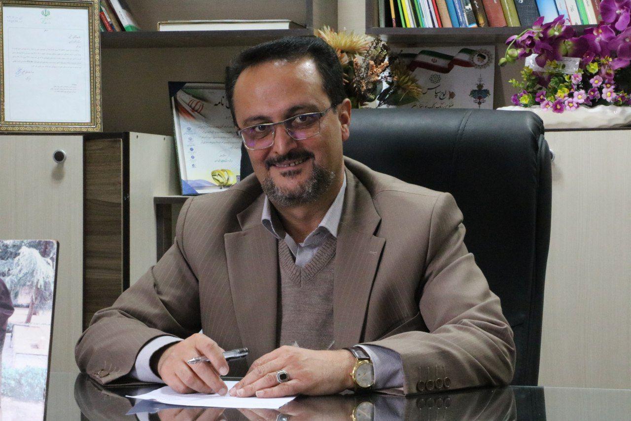 پیام تبریک شهردار فیروزکوه بمناسبت فرارسیدن سال نو