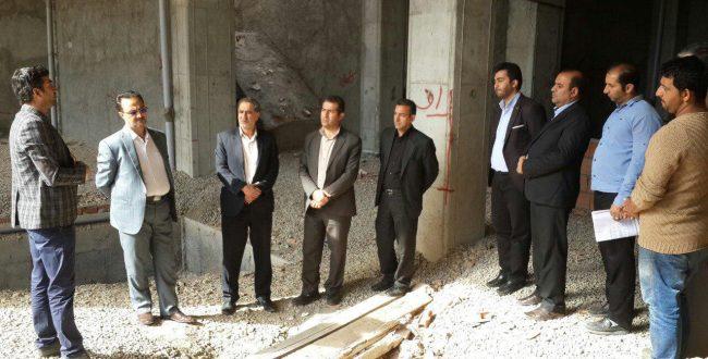 بازدید شهردار و شورای اسلامی شهر از سطح محلات